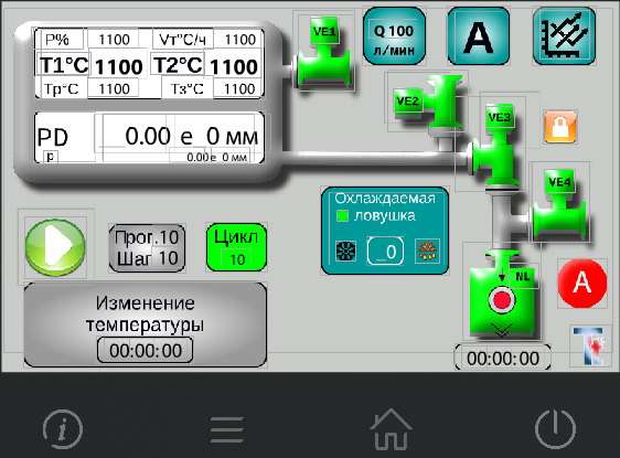 Новое ПО на базе контроллеров Trin5