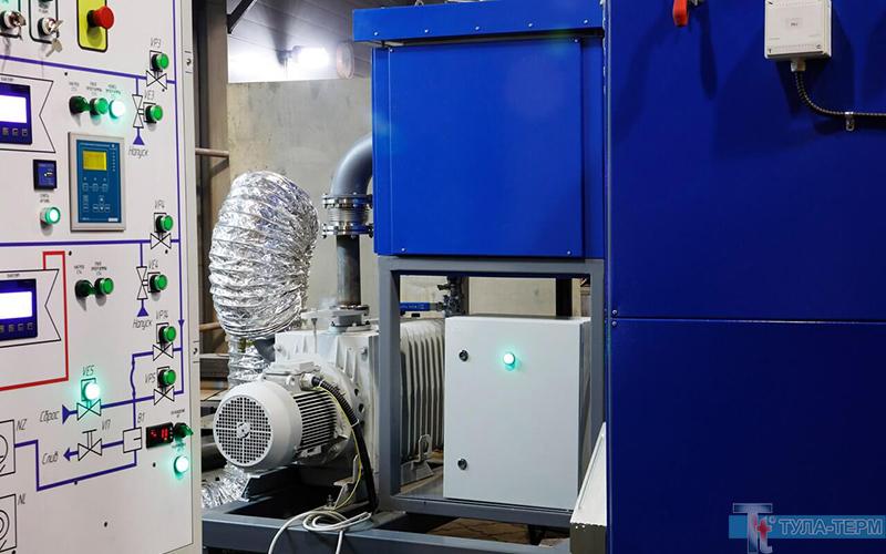 Установка для производства суперконденсаторов
