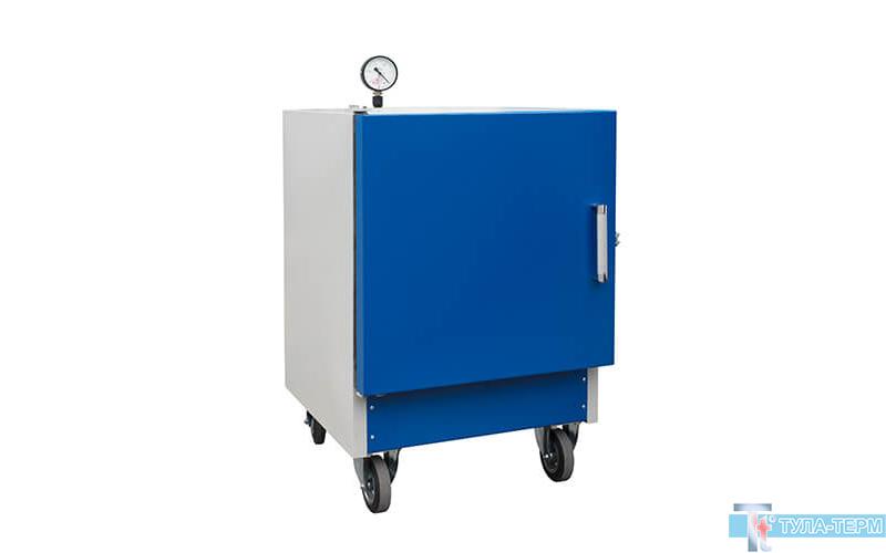 Низкотемпературный прецизионный вакуумный сушильный шкаф с жидкостным нагревом СНВС-4,3.4,3.4,9/0,9ПЖ