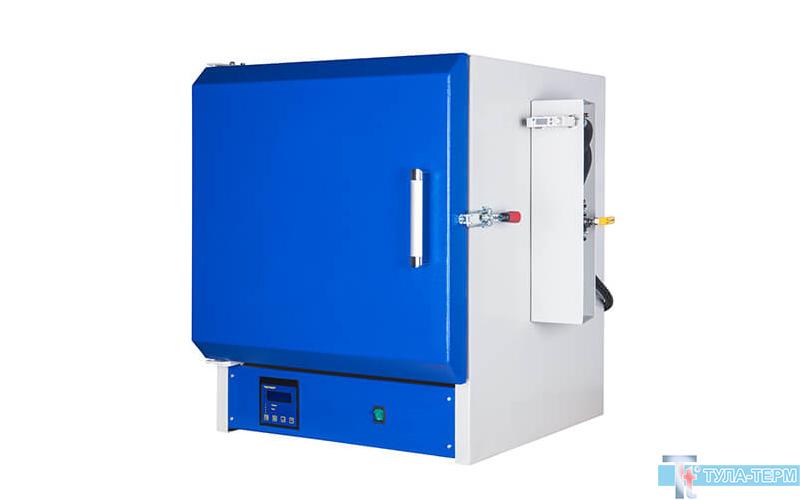 Муфельная печь СНО-27 с подачей инертного газа