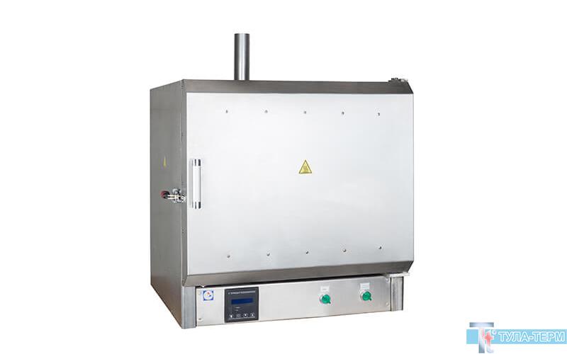 Лабораторная печь СНО-80 в корпусе из нержавеющей стали