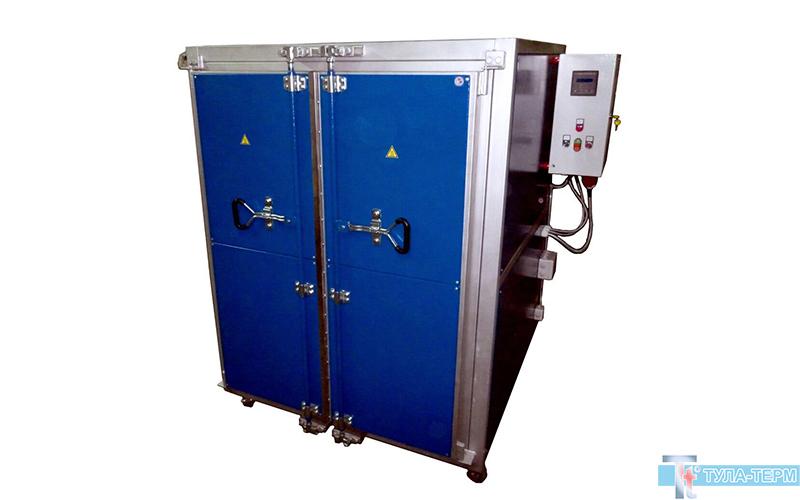 Промышленный сушильный шкаф с регулировкой температуры