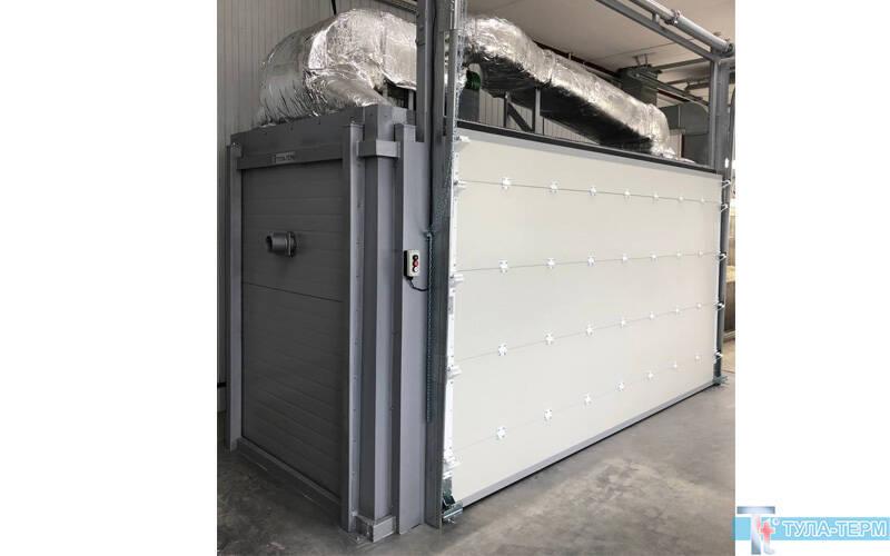 Шкаф сушильный низкотемпературный СНОЛ-12000/1-И2-В в исполнении повышенной надежности