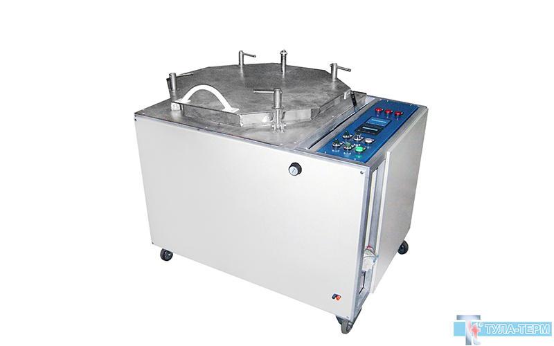Вакум-компрессионная печь фото