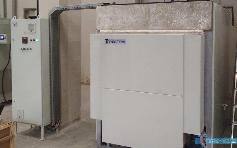 Высокотемпературная прецизионная печь ТСП-1700