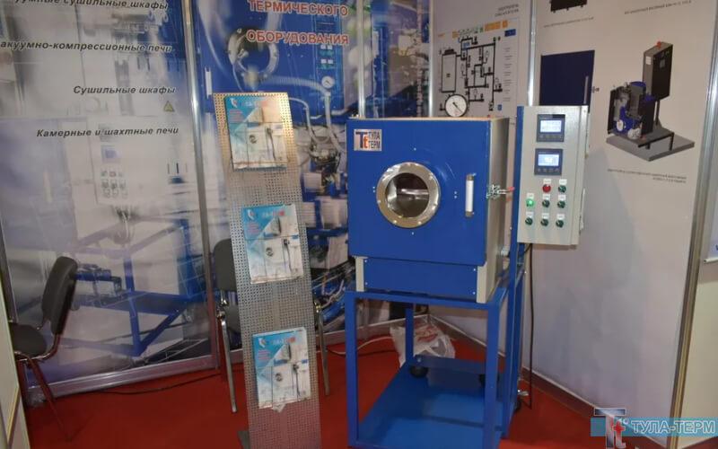 продукция Тулы-Терм на выставке Термообработка 2019