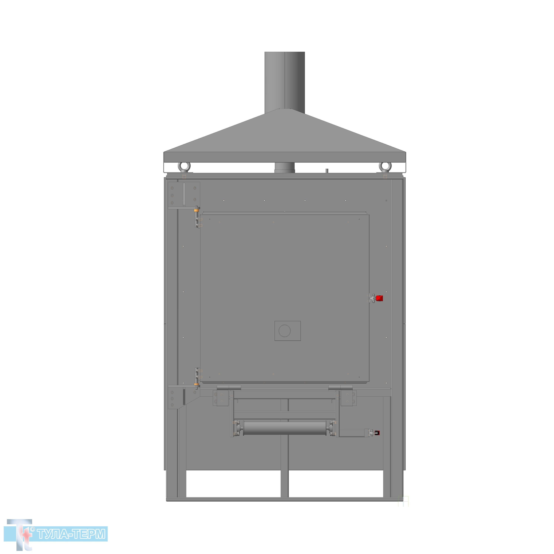 камерная печь для закалки деталей в защитной атмосфере